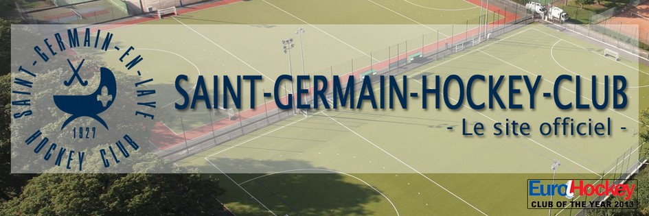 Saint Germain Hockey Club logo