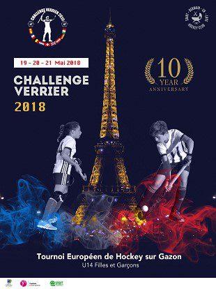 Affiche Challenge Verrier 2018